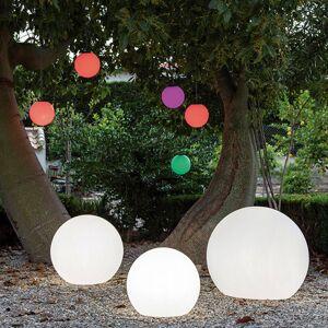NEWGARDEN Newgarden Buly stojací lampa koule, Ø 30 cm