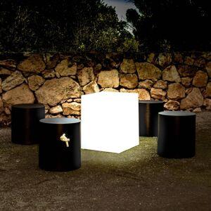 NEWGARDEN Newgarden Cuby dekorativní světlo kostka 53 cm