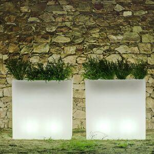 NEWGARDEN Newgarden Junco, truhlík LED, solární+baterie