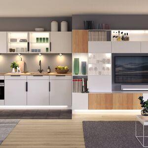 Paulmann Paulmann Clever Connect Pola nábytkové světlo bílá