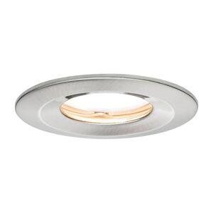 Paulmann Paulmann LED spot Slim Coin stmívací, IP65, železo