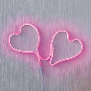 Paulmann Paulmann LED pásek Neon Colorflex USB 1 m růžový