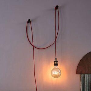 Paulmann Paulmann Neordic Eldar závěsné světlo, červená