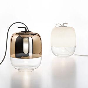 PRANDINA Prandina Gong T1 stolní lampa měď metalická