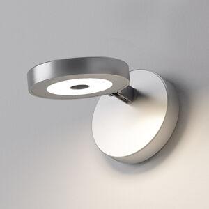 Rotaliana Rotaliana String H0 LED nástěnné světlo stříbrná