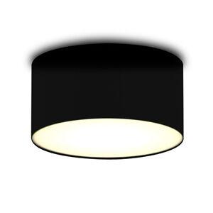 Smartwares Černé textilní stropní světlo Ceiling Dream 20 cm