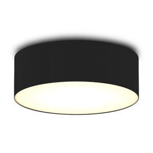 Smartwares Černé textilní stropní světlo Ceiling Dream 30 cm