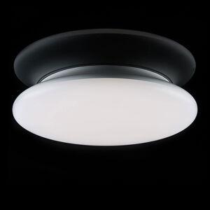 THE LIGHT GROUP SLC LED stropní svítidlo stmívač IP54 Ø 30cm 4000K