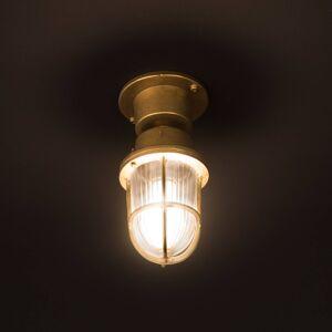 FARO BARCELONA Soklové světlo Mauren z mosazi