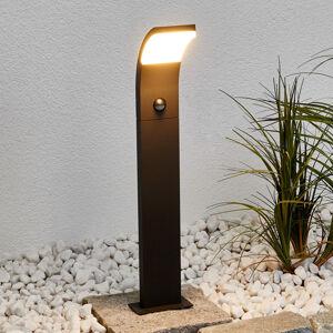 Lucande Timm - LED osvětlení cesty s čidlem pohybu, 60 cm