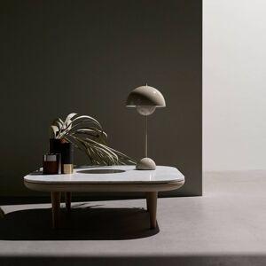 &TRADITION &Tradition Flowerpot VP3 stolní, šedá-béžová