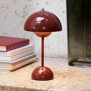 &TRADITION &Tradition Flowerpot VP9 stolní lampa červenohnědá