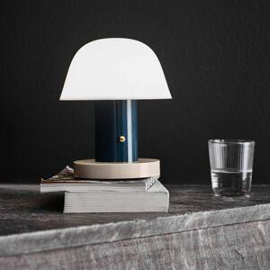 &TRADITION &Tradition Setago JH27 stolní lampa modrá/písek