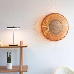 UMAGE UMAGE Clava up nástěnné světlo Ø 35cm dřevo světlé