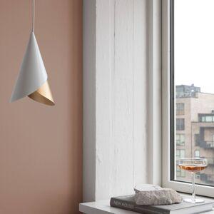UMAGE UMAGE Cornet závěsné světlo bílý/mosaz