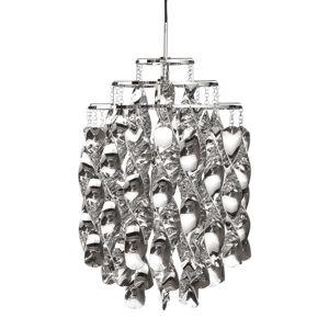 VERPAN VERPAN Spiral Mini - závěsné světlo stříbrné