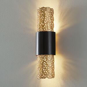 J. Holländer Nástěnné světlo Palazzo, zlaté/hnědé