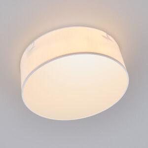Smartwares Bílé textilní stropní svítidlo Ceiling Dream 30 cm